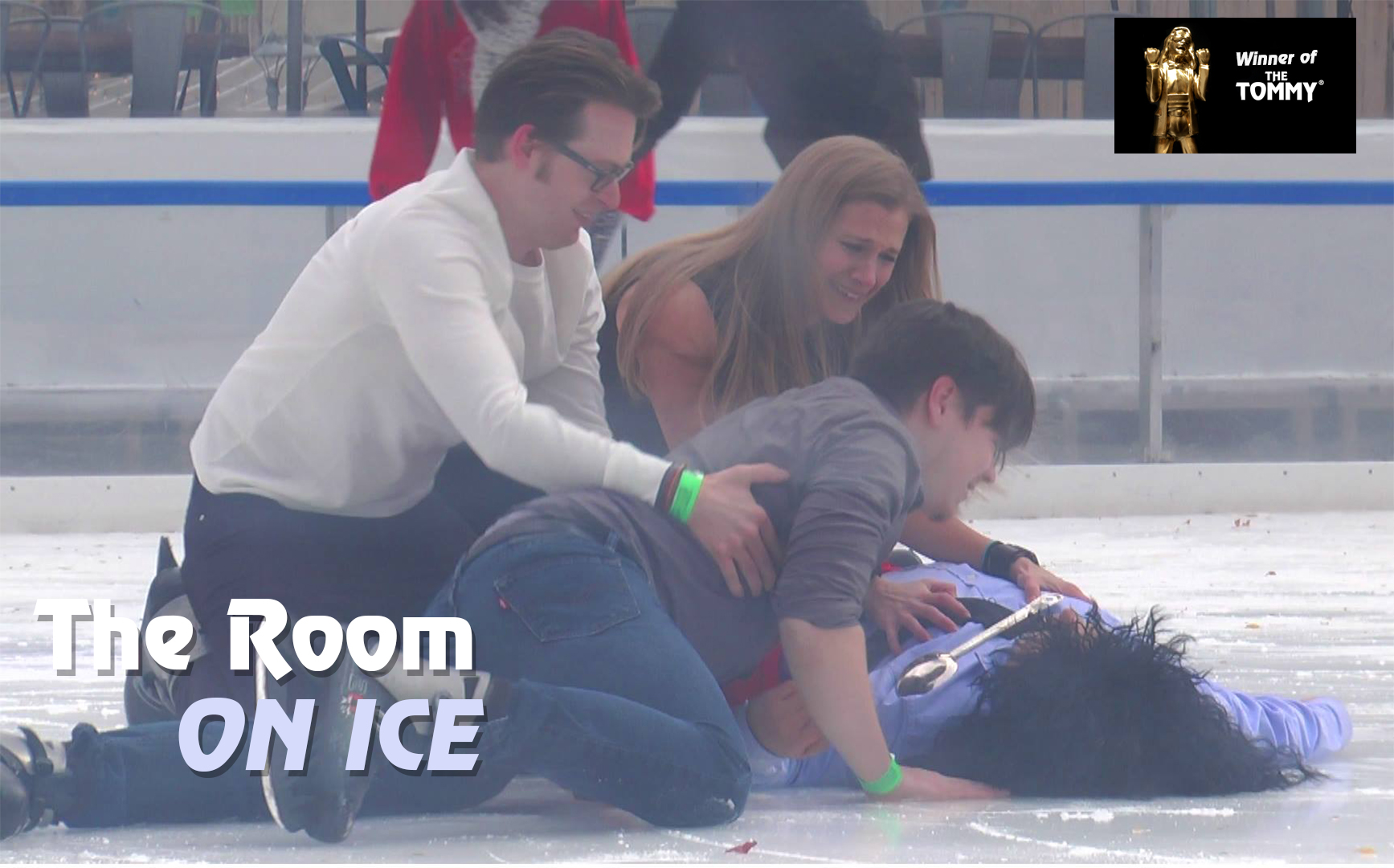 The Room on Ice